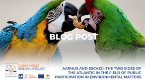 The two sides of the Atlantic in the field of public participation in environmental matters