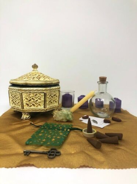 Wishes and Desires Ritual Kit