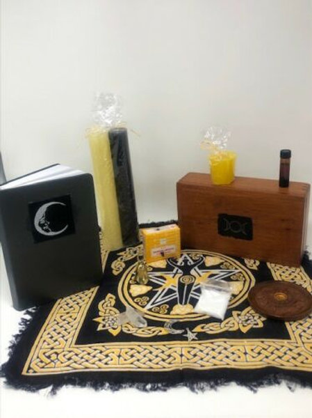Goddess Altar Set