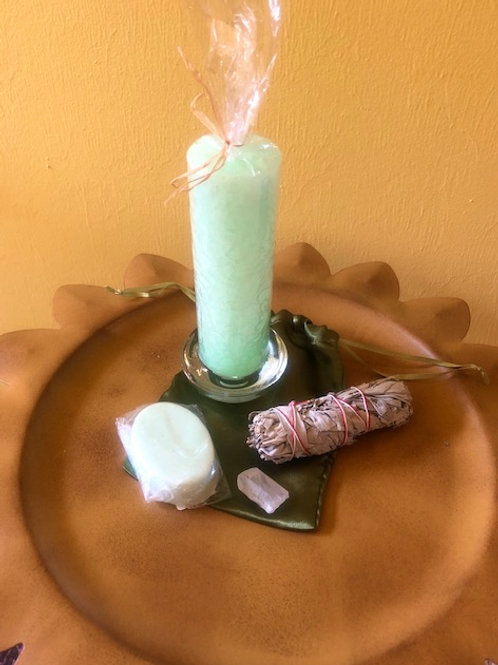 Cleansing and Clearing Ritual for Magical Living