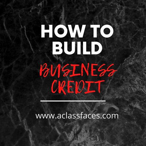 Business Credit Vendors