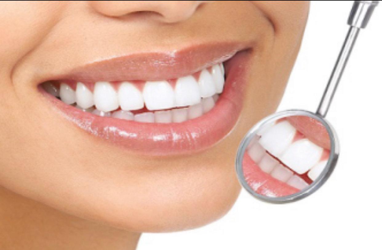 Teeth Whitening Training with LED Light