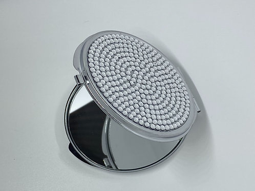 Blinged Compact Mirror