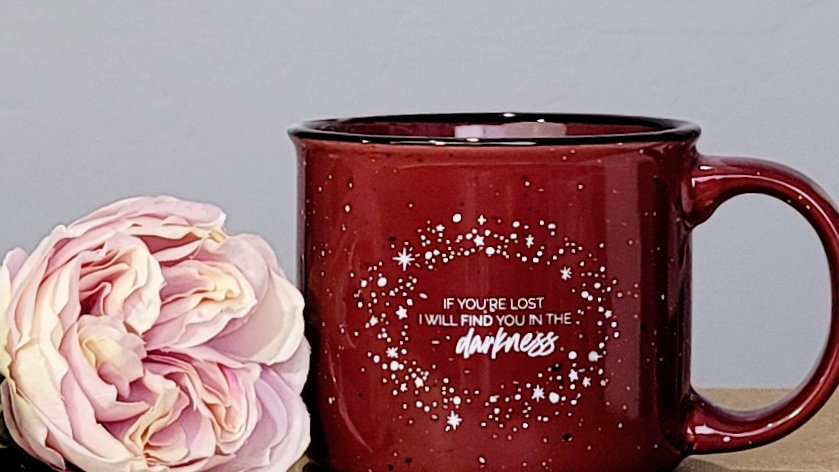 Falling into You Campfire Mug