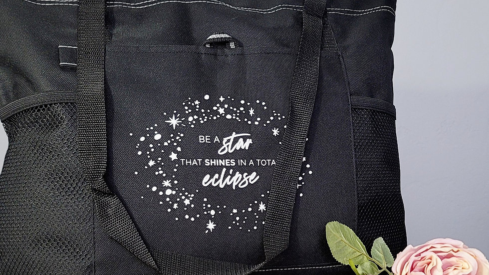 Be a Star Tote (Catch Me When I Fall)