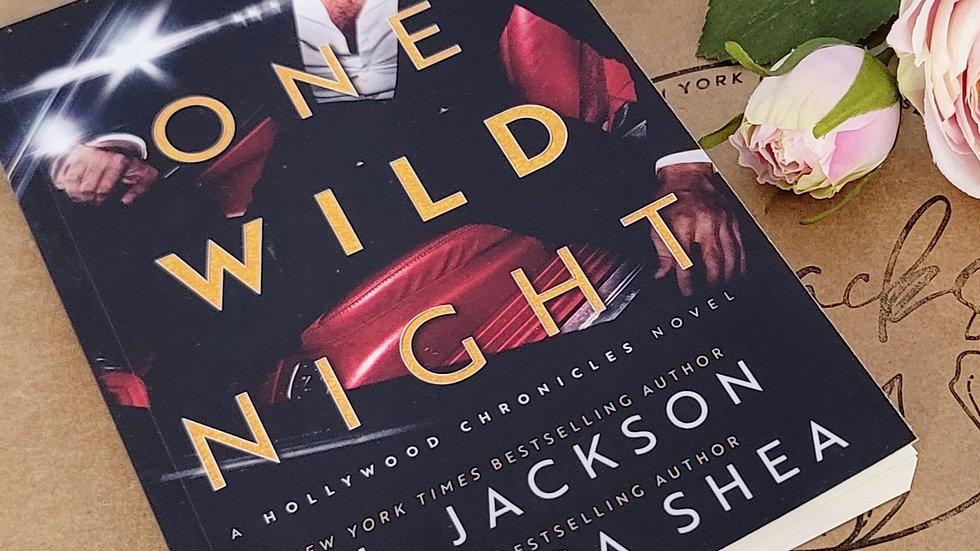 One Wild Night Paperback