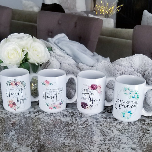 Fight for Me Mug Collection