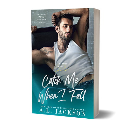Catch Me When I Fall Paperback
