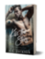 Kiss the Stars Paperback 3d.png