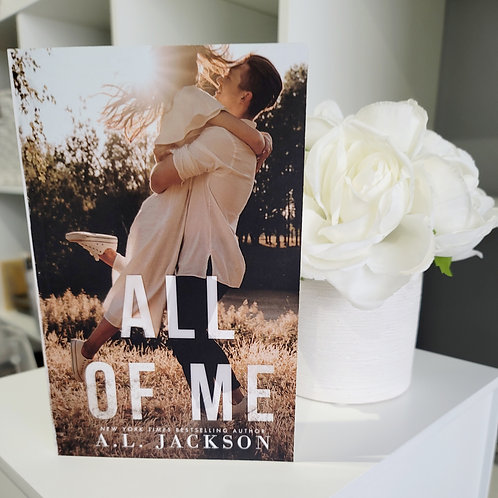 All of Me Paperback