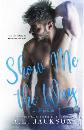 Show Me the Way Cover + Synopsis Reveal