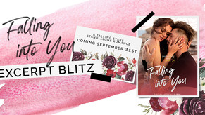 Falling into You Excerpt Blitz