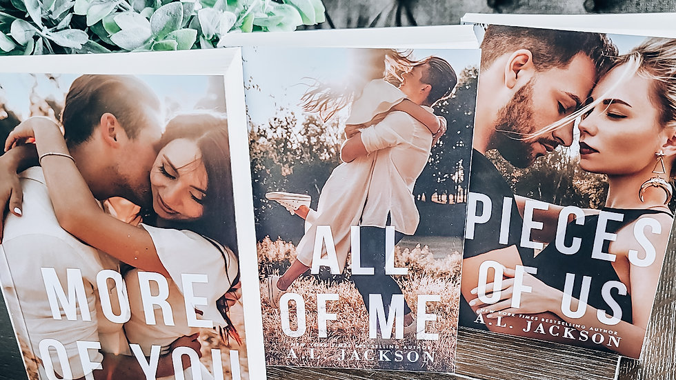 Confessions of the Heart Series Bundle