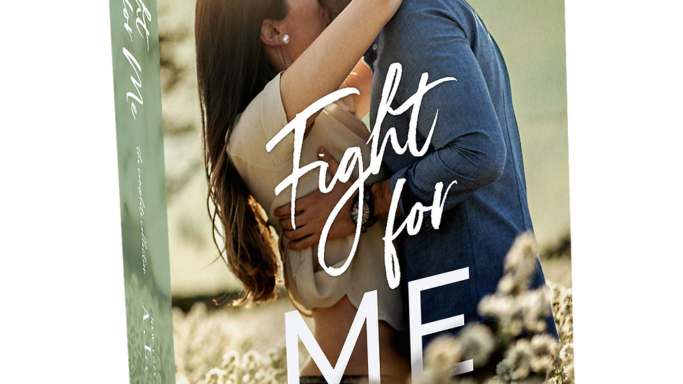 Fight for Me Paperback