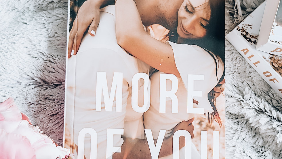 More of You Paperback