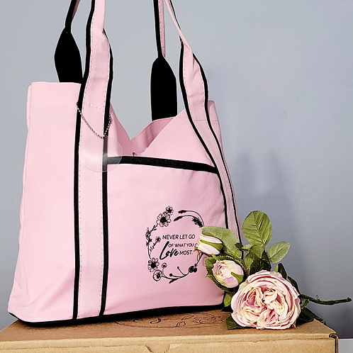 Never Let Go Tote