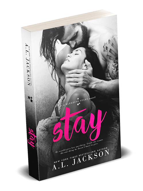 Stay Paperback