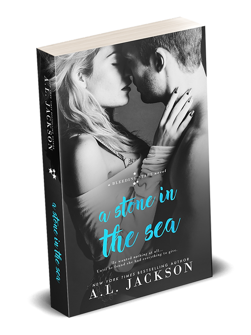 A Stone in the Sea Paperback