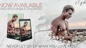 ☆☆☆Hold on to Hope is LIVE☆☆☆
