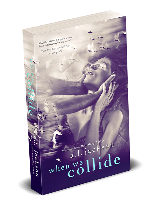 When We Collide Paperback
