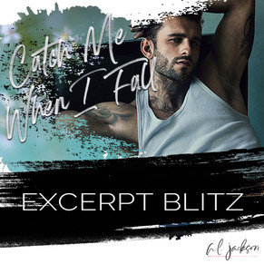 Catch Me When I Fall Excerpt Blitz