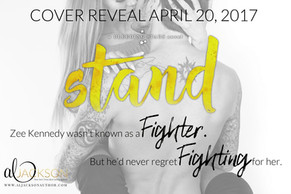 STAND Cover Reveal Sign-Ups
