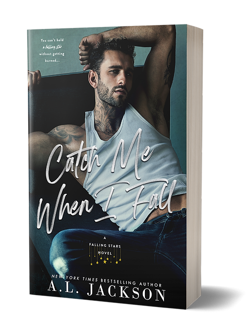 Vintage Catch Me When I Fall Paperback