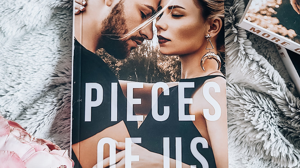 Pieces of Us Paperback