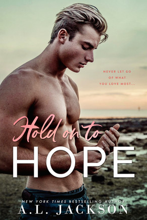 Hold on to Hope Cover Reveal