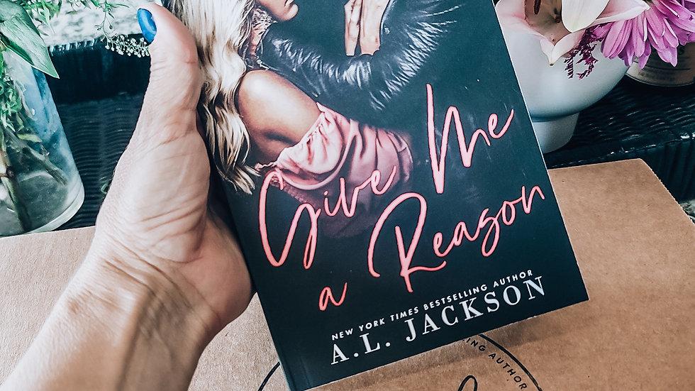 Give Me a Reason Release Box