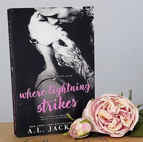 Where Lightning Strikes Paperback