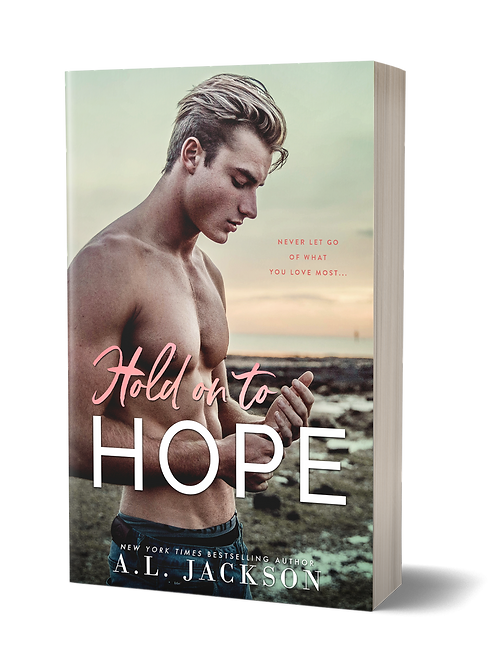 Hold on to Hope Paperback