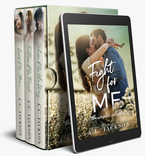 Fight for Me Cover Reveal