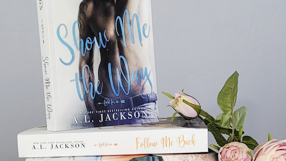 Fight for Me Series Bundle