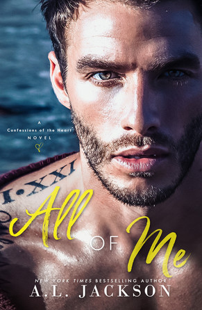 All of Me Cover + Synopsis Reveal