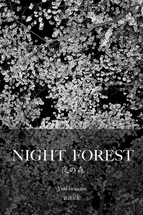 ZINE  「NIGHT FOREST 夜の森」