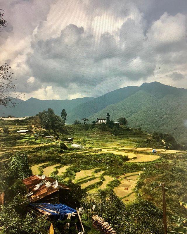 On the road to #Punakha #Bhutan.jpg
