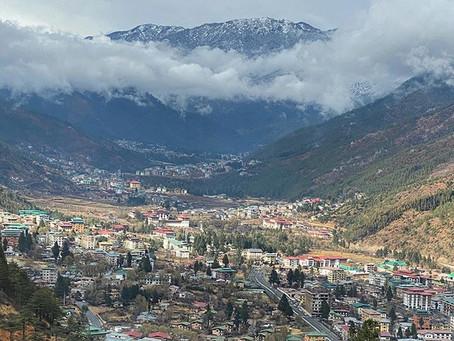 Dispatch from Bhutan