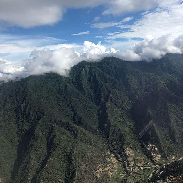 Paro Mountains