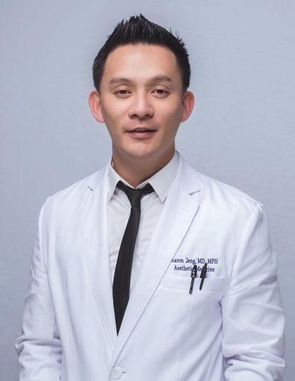 Aaron I-Lun Jeng MD MPH