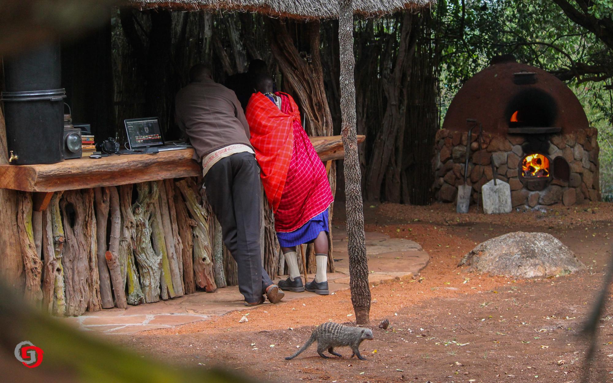 Das Olkoroi Camp