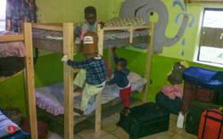 Die neuen Doppelstock-Betten