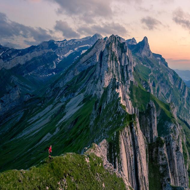 Altenalptürm Alpstein
