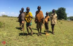 Maasai Kinder