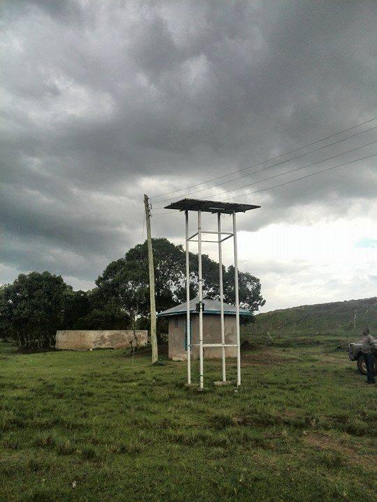 Solar Turm