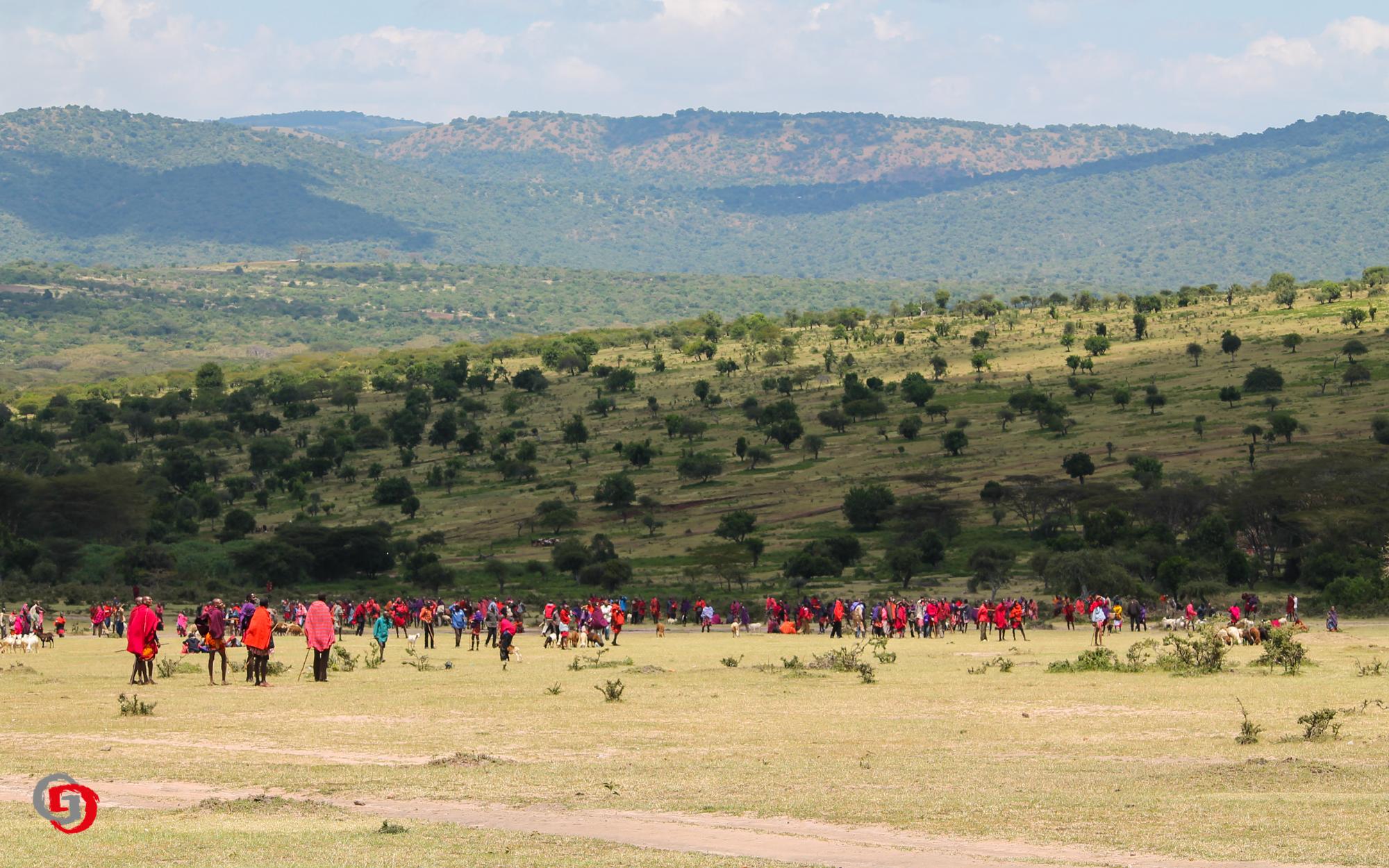 Maasai Markt