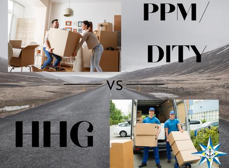 PPM/DITY vs HHG