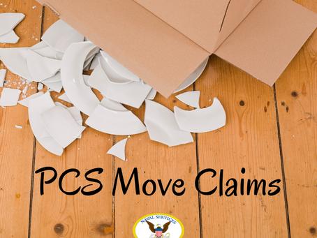 PCS Move Claims