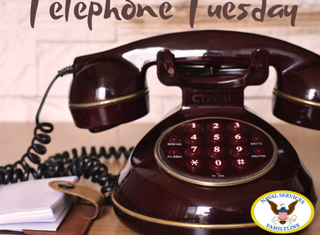 Telephone Tuesday