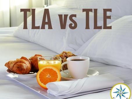 TLA vs TLE